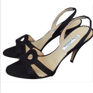 Oscar de last Renta Formal Shoes